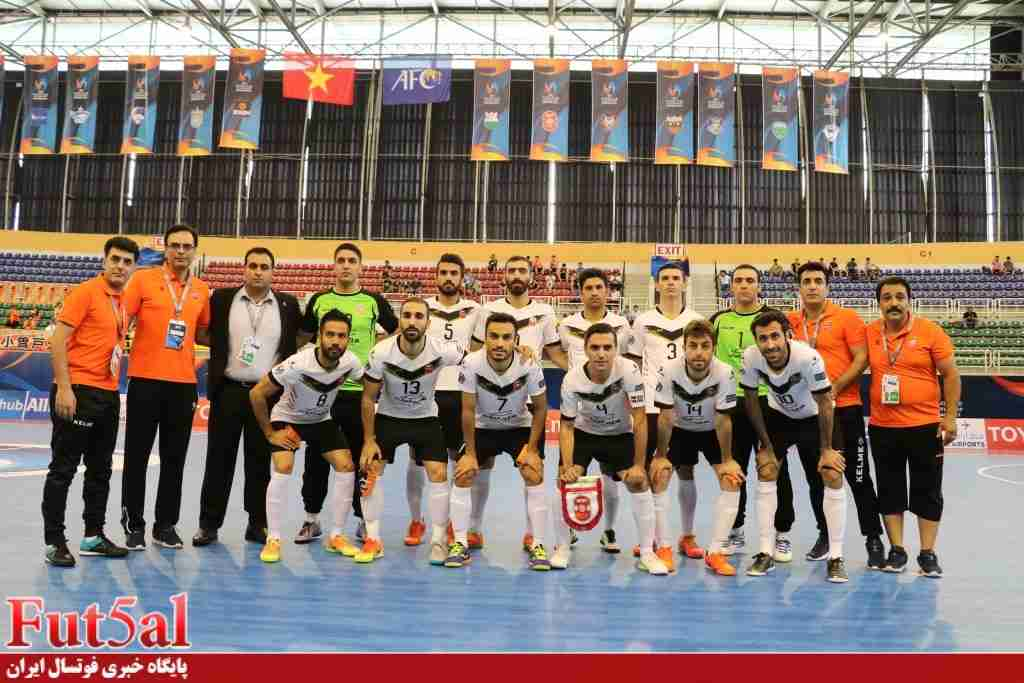 تمجید AFC از تیم گیتی پسند و «شاهکار» احمد اسماعیلپور