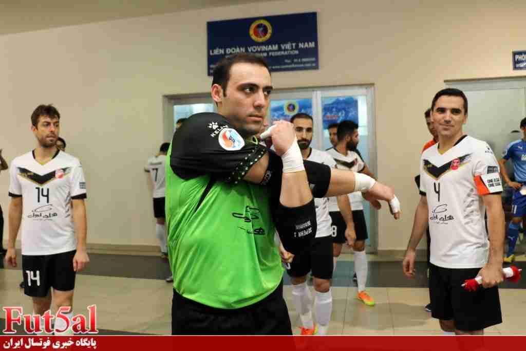 محمدی:هرچه به جلوتر میرویم  بازیها سختتر میشود/ حرف مربی لبنان ناشی از استرس است