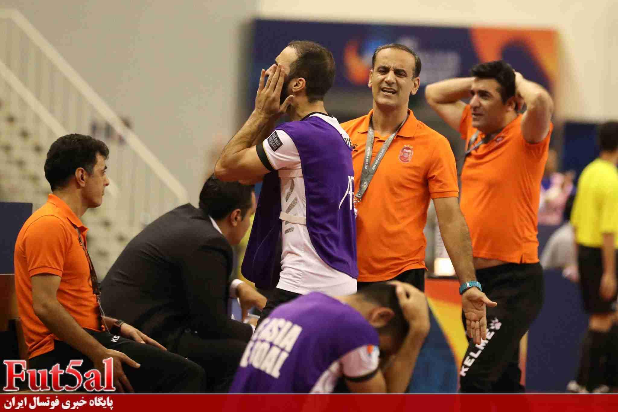سری دوم گزارش تصویری/بازی تیم های گیتی پسند ایران با چونبوری تایلند