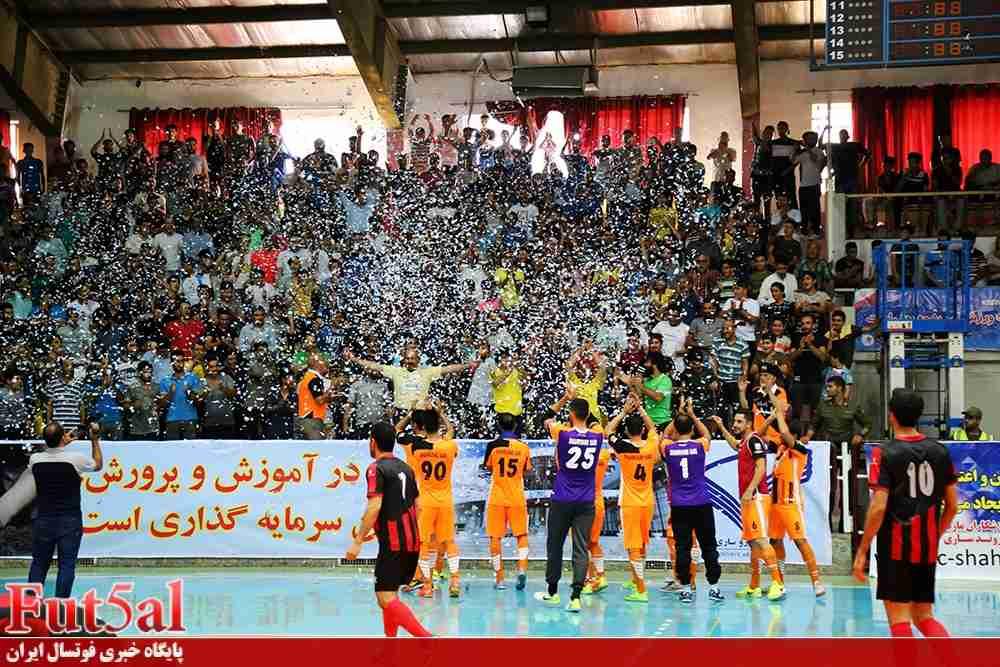 برنامه ریزی عجیب سازمان لیگ/امید شهروند ساری و دو بازی در ۲۴ ساعت