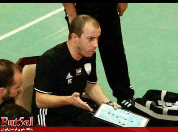 ماچادو: بازیکنانم حرفه ای نیستند/ گیتی پسند یکی از شانس های مسلم قهرمانی است/ هفته ای ۴ جلسه تمرین داریم!