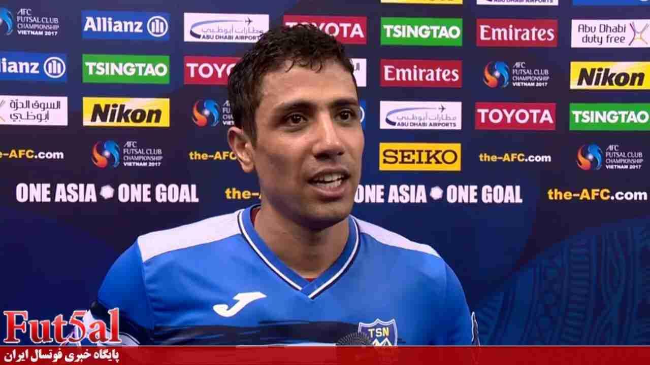 طیبی: کاش حیدریان زودتر به تیم ملی می آمد /همه دنیا دوست دارند در بنفیکا بازی کنند