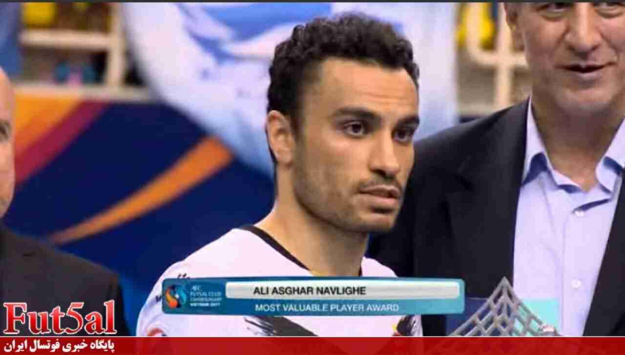 حسنزاده:جایزه باارزشترین بازیکن متعلق به تکتک همتیمیهایم است/امیدوارم با تیم ملی در جام جهانی به قهرمانی برسم