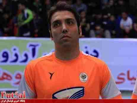 طاهری:لیگ کیفیت معمولی دارد/ در مورد خداحافظی از تیم ملی تصمیمی نگرفتهام