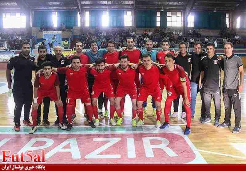 آینده مبهم آتلیه طهران قم برای شرکت در لیگ برتر فوتسال