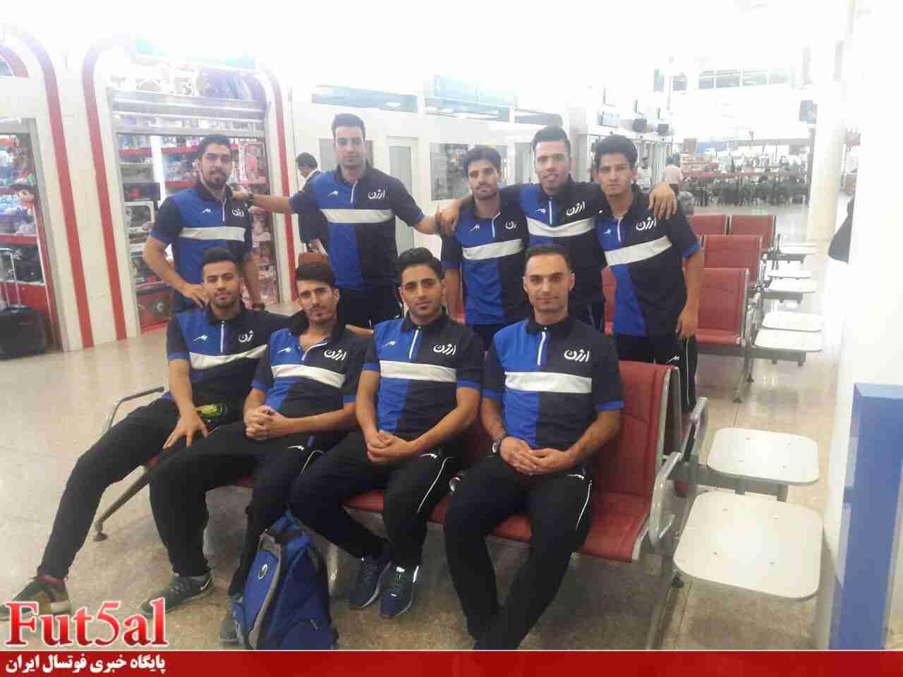 احتمال غیبت ارژن در بازی با مس/ شیرازی ها، ۶ ساعت مانده به بازی در تهران!
