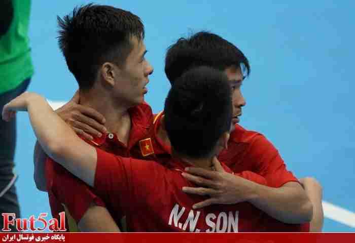 پیروزی پرگل ویتنام در سومین روز المپیک جنوب شرق آسیا