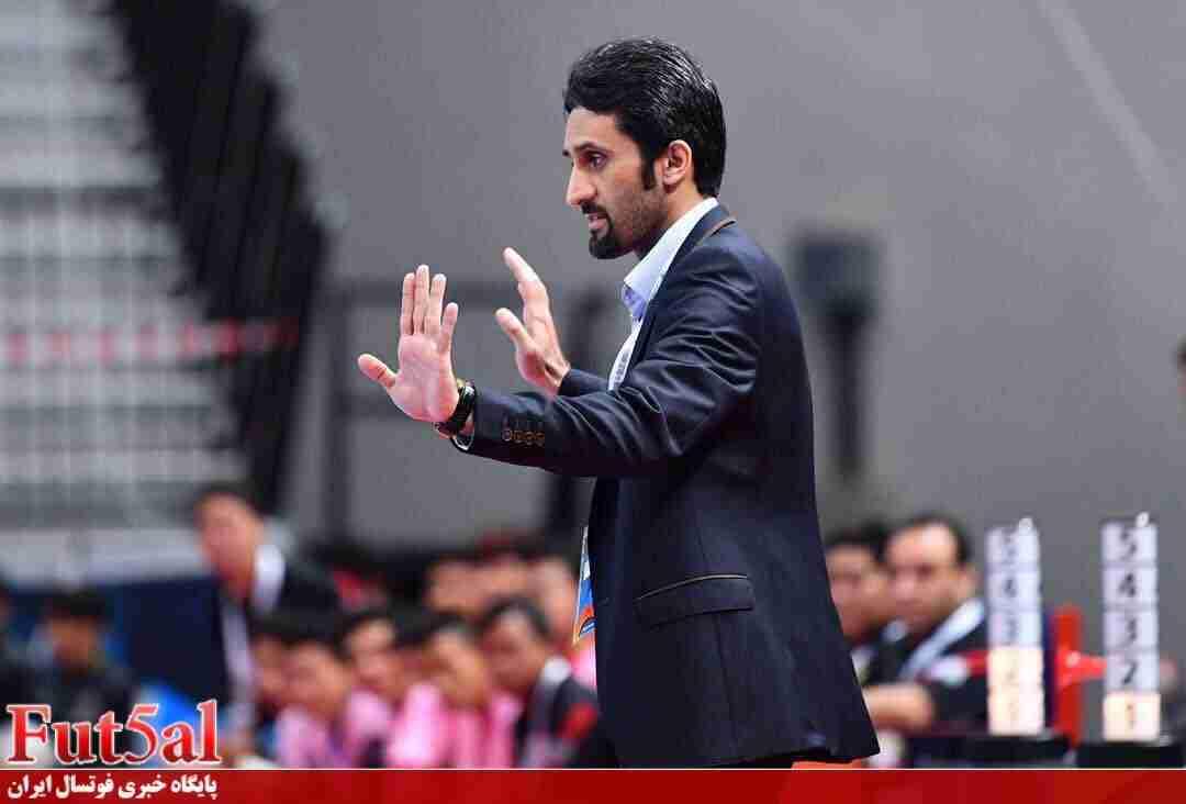 سفال منش:لبنان مثل ایران استعدادهای خوبی در فوتسال دارد/در تورنمنت لبنان آماده نبرد اسیایی می شویم