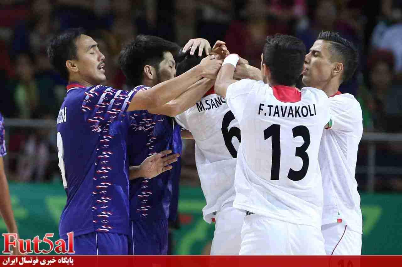 ماجرای توهین مربی تایلند به ایرانی ها
