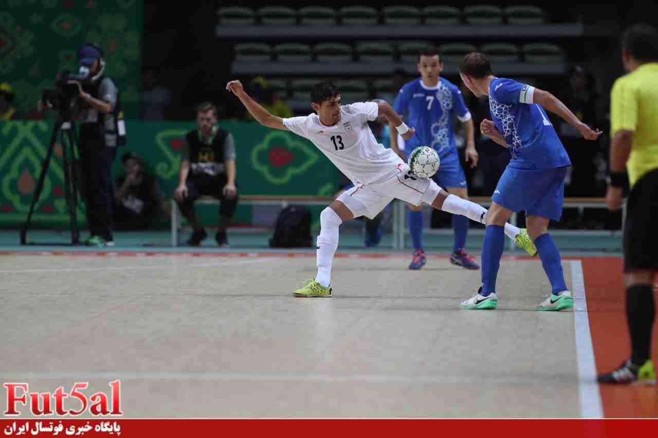 تاریخچه تمام بازیهای ایران و ازبکستان