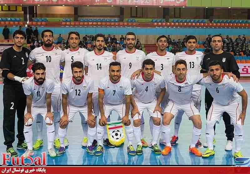 سایت کنفدراسیون فوتبال آسیا:فوتسال ایران خود را برای دفاع ازعنوان قهرمانی آسیا آماده می کند