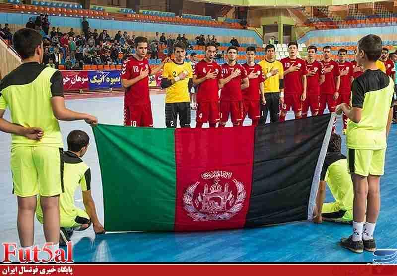 افغانستان با ۹ بازیکن ساکن ایران در قهرمانی زیر ۲۰ سال