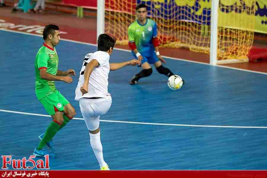 گزارش تصویری سوم/بازی تیم های ایران با تاجیکستان
