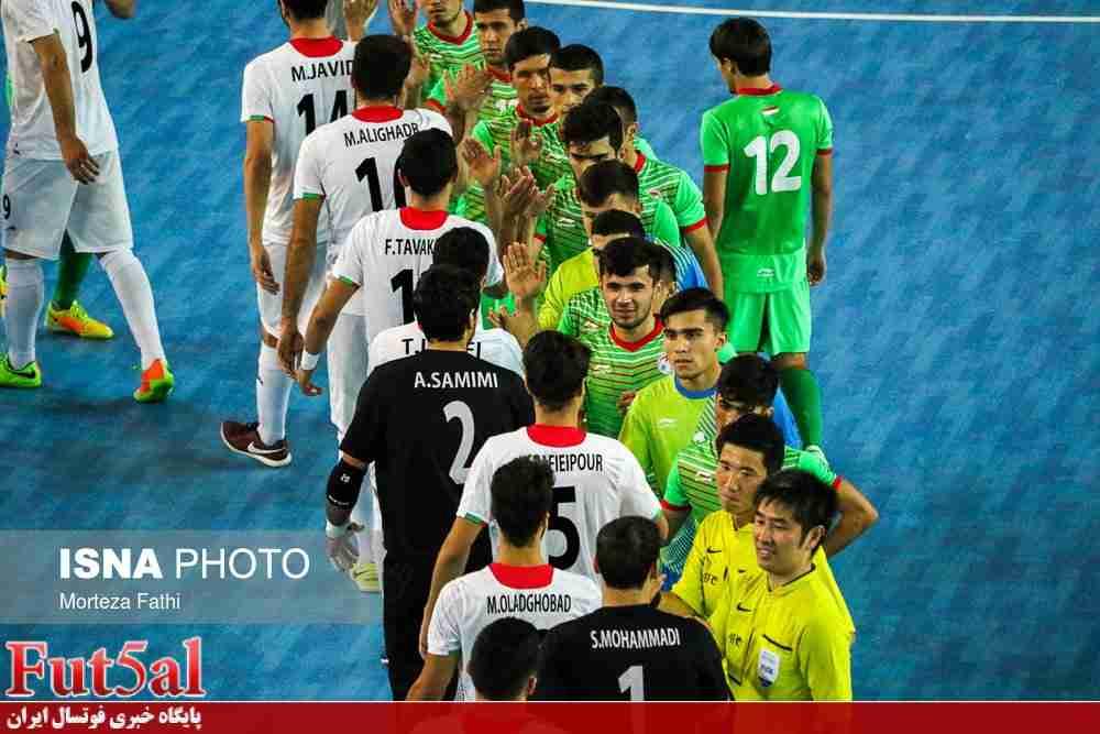 برد ارزشمند ایران مقابل قزاقستان در گام نخست تورنمنت کاسپین/ایران بدون شکست ماند