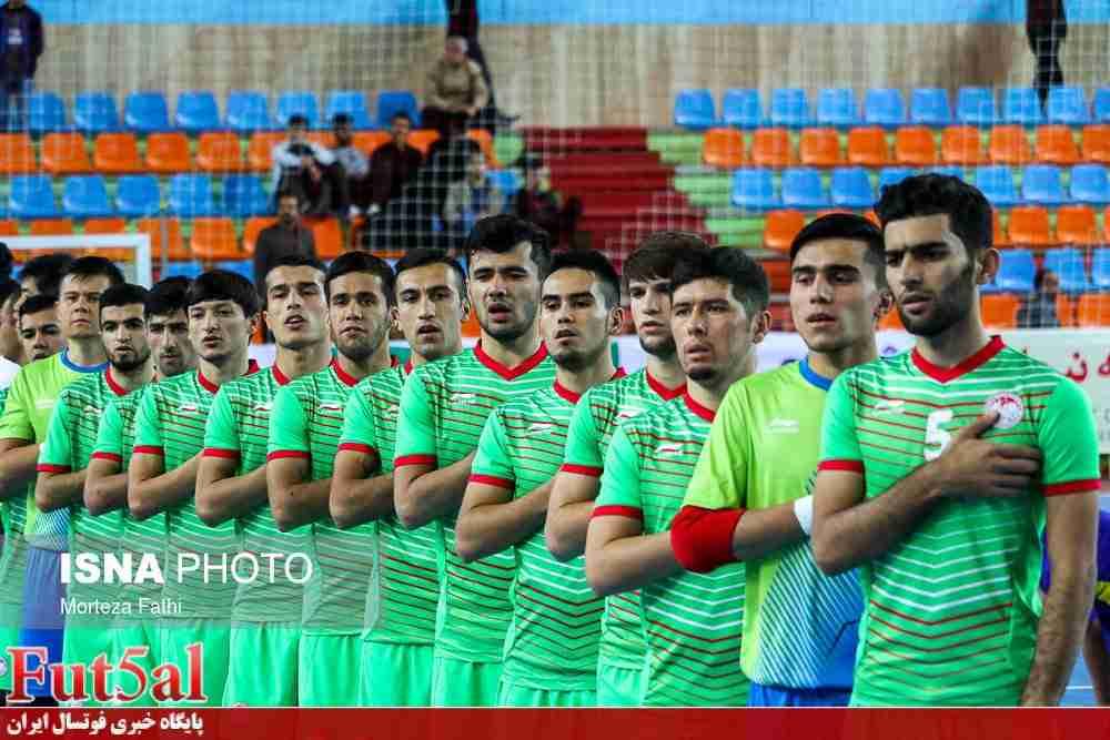 تاجیک ها هم نمی آیند!