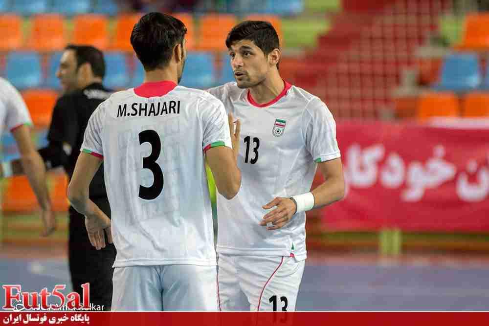 فرهاد توکلی: توقعات از تیم ملی فوتسال بالا رفته است/ ناظم الشریعه بیراه نمیگوید