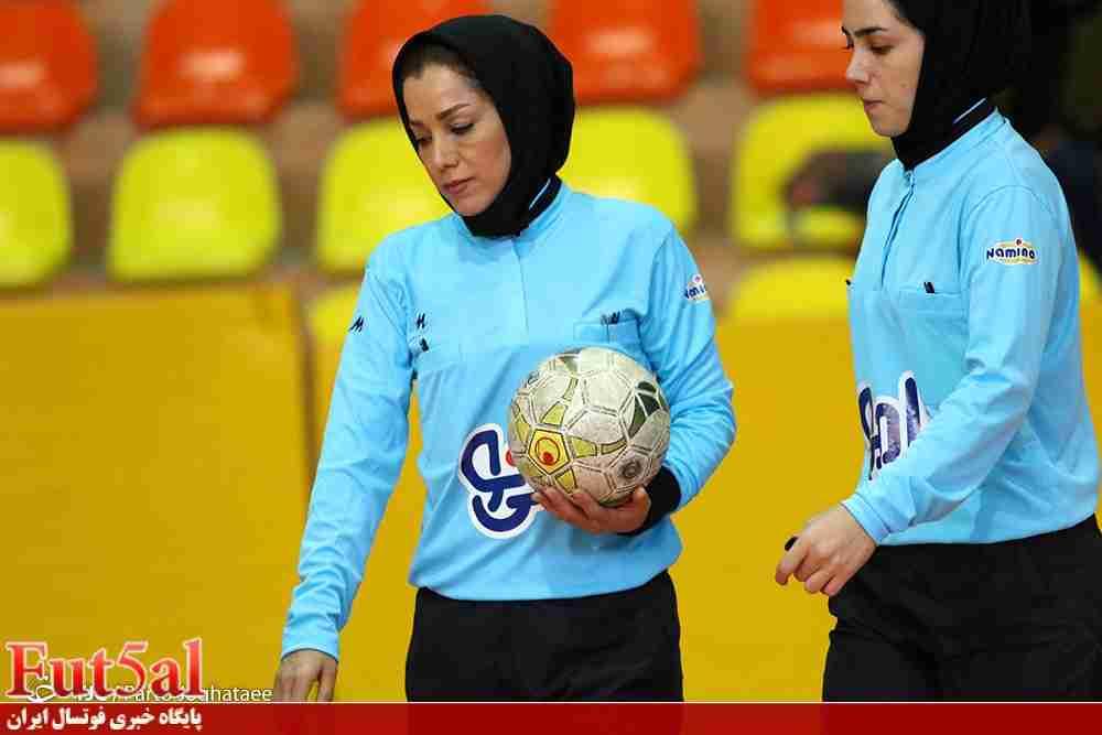 برنامه و اسامی داوران هفته چهارم لیگ برتر بانوان
