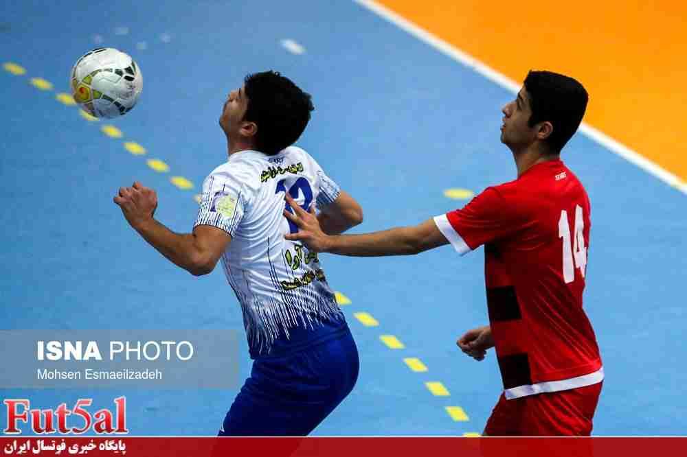 گزارش تصویری/ دیدار تیمهای فرشآرای مشهد و شهرداری ساوه