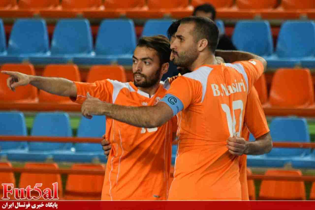 اولین باخت گیتی پسند رقم خورد/ پیروزی شاگردان تقی پور در بازی بزرگ هفته
