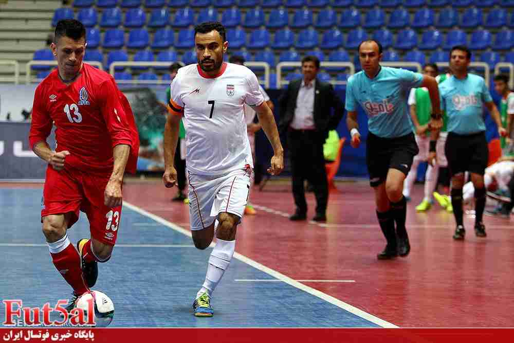 حسن زاده بهترین بازیکن شد/ عراق تیم جوانمرد