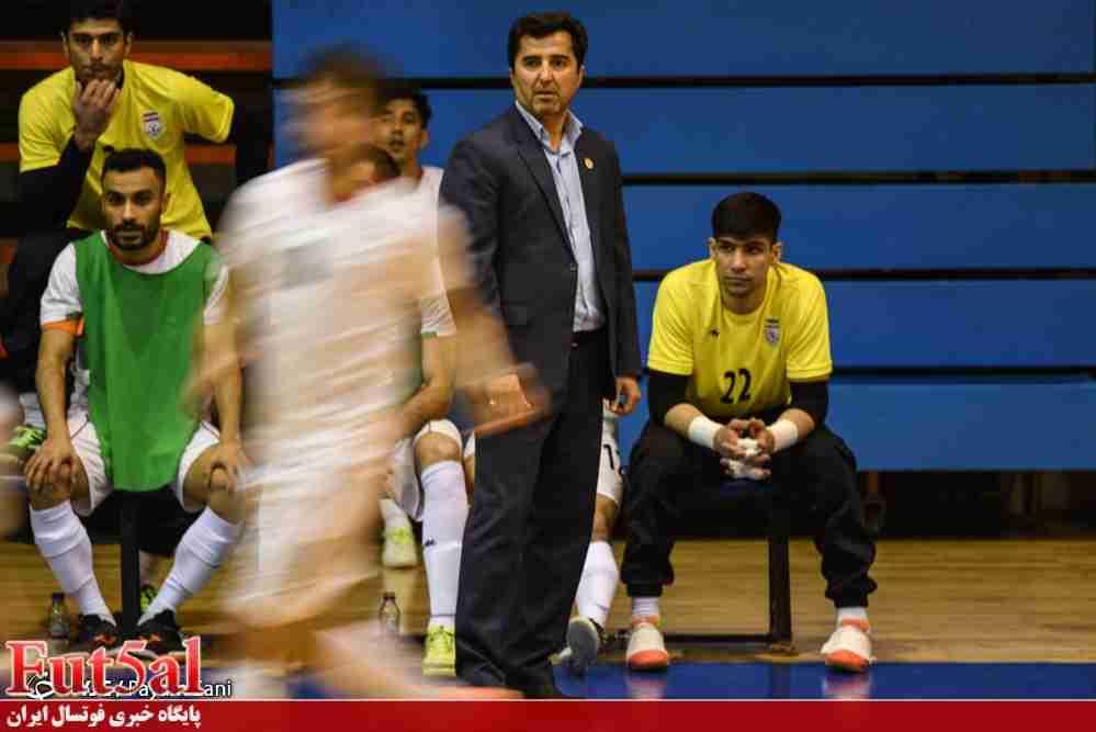 ناظمالشریعه: بازیکنان تیم ملی ساعت ۵ صبح بیدار شدند و خسته بودند