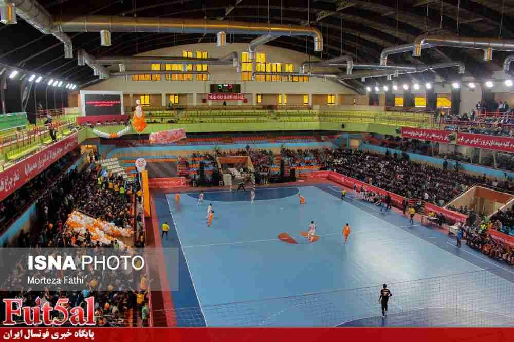 تبریز و اصفهان گزینه های میزبانی جام باشگاه های آسیا