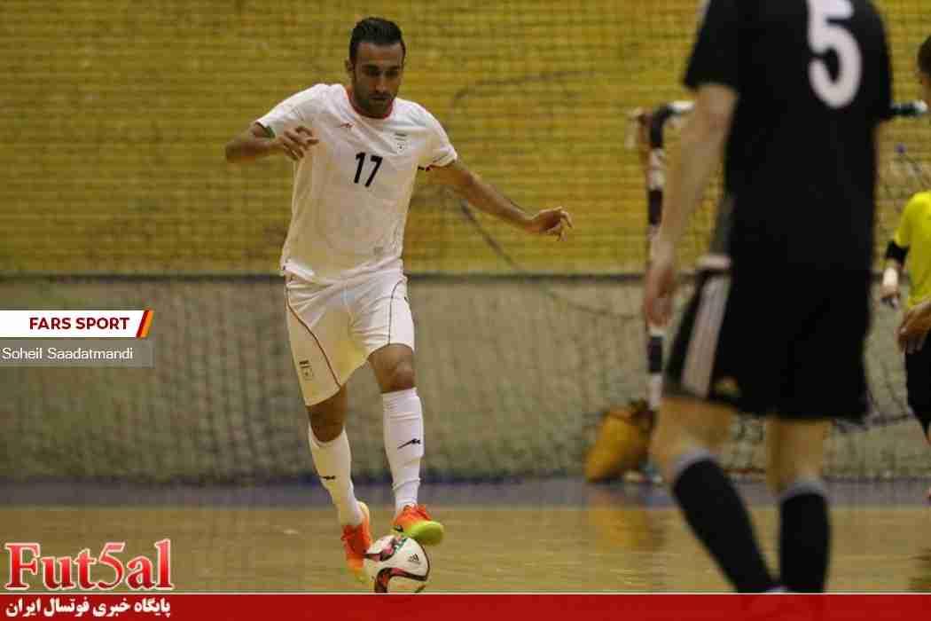 بهادری : با مصدومیت نمی توانم تیم ملی را همراهی کنم
