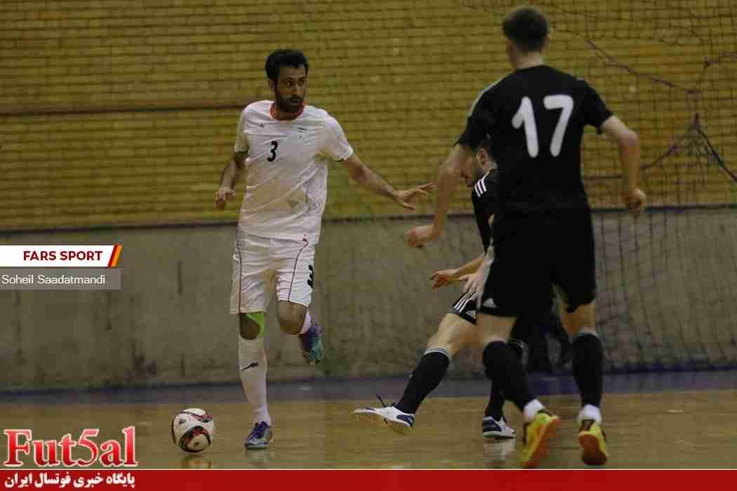 گزارش تصویری/بازی دوم تیمهای ایران و بلاروس