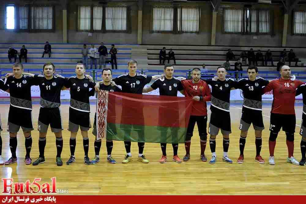 سرمربی بلاروس ۱۸بازیکن را برای بازی با ایران فراخواند/ بلاروس پس از بازی با ایران به گرجستان میرود