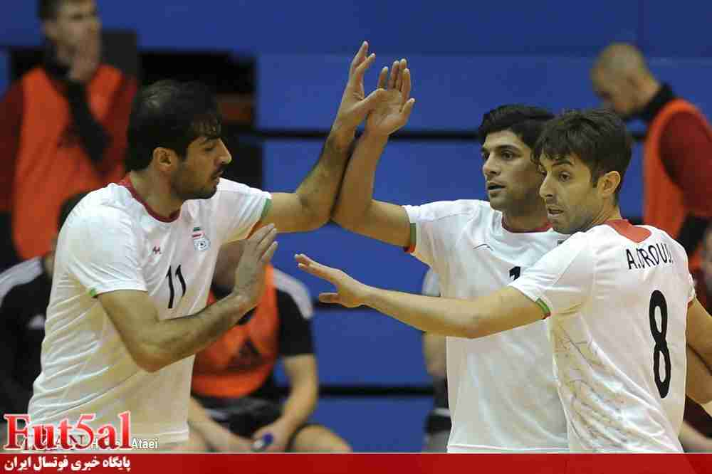 توقف ایران و آذربایجان در نخستین دیدار