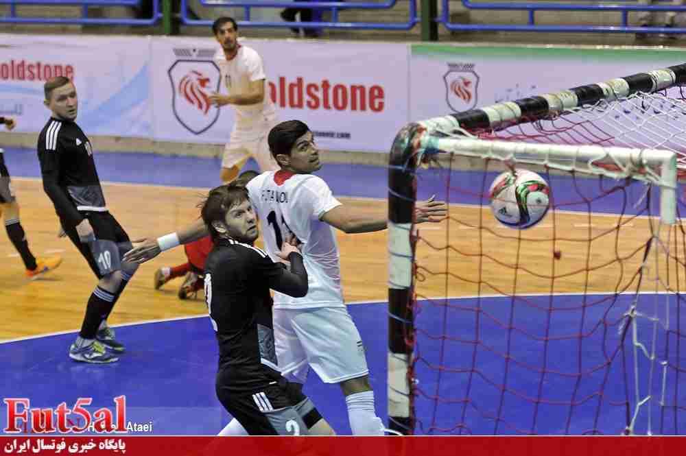 سری دوم؛ گزارش تصویری/ بازی تدارکاتی نخست تیم ملی ایران و بلاروس