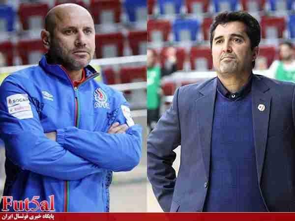 ناظم الشریعه: دو بازی قوی را انجام دادیم/ سیلوا: در دفاع مشکل داریم