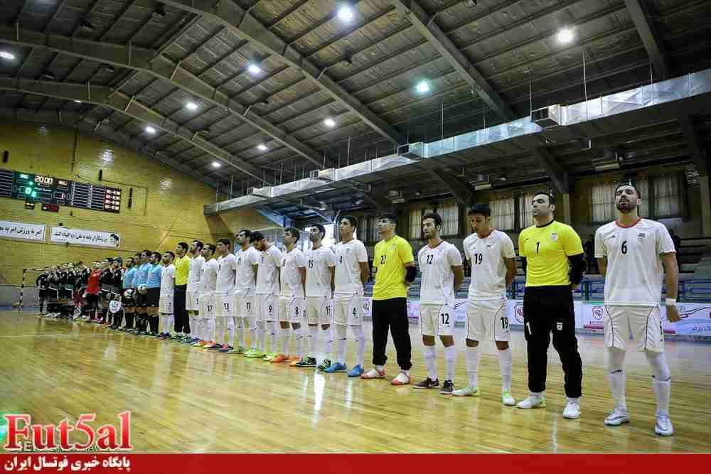 زمان اعلام لیست نهایی تیم ملی برای فوتسال قهرمانی آسیا مشخص شد