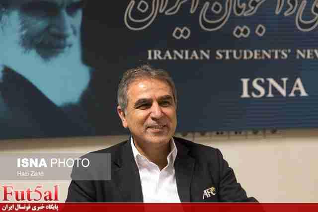 تارقلیزاده، از توپجمعکنی در تاج تا ریاست در AFC