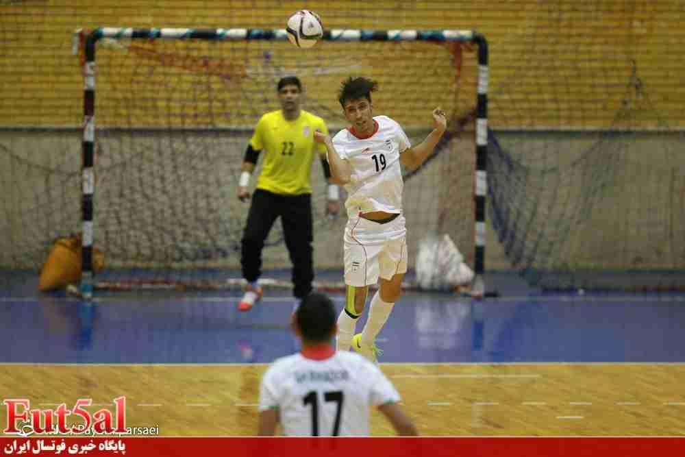 سری چهارم گزارش تصویری/بازی دوم تیم های ایران و بلاروس