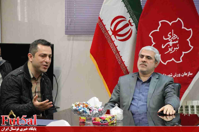 عضو هیاتمدیره دبیری جانشین سهرابی در شهرداری تبریز