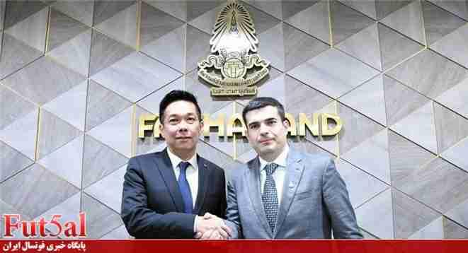 """یک تایلندی جانشین سرمربی اسپانیایی مستعفی تایلند/ """"می"""" به تیمملی بازگشت"""