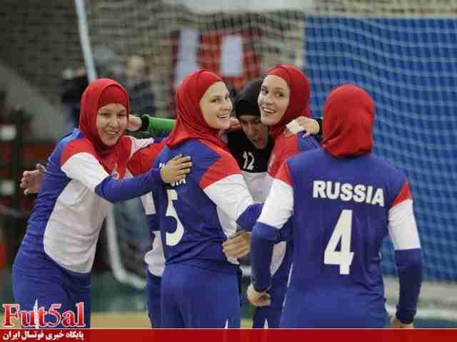کاپیتان بانوان روسیه: ایران بازیکنانی جنگنده و سرعتی دارد/ برتری در ۶ ثانیه پایانی ما را به وجد آورد