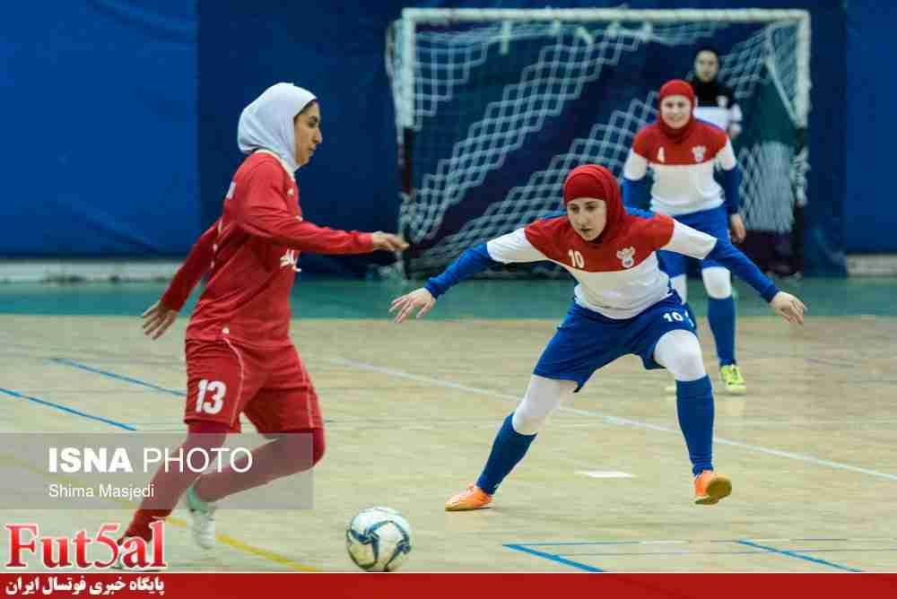 پیروزی دختران ایران مقابل چین