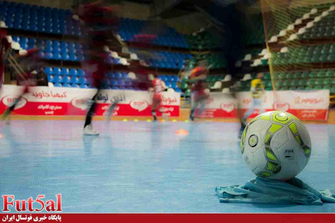 اختصاصی Fut5al/برگزاری بازی های لیگ دسته دوم به صورت فشرده و متمرکز