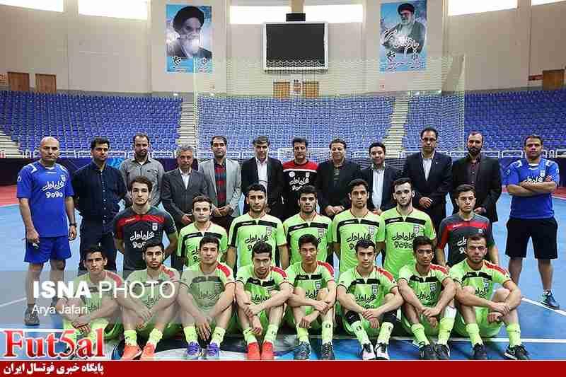 برنامه مسابقات ایران در المپیک جوانان