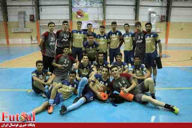پایان اردوی تدارکاتی تیم ملی فوتسال جوانان المپیک