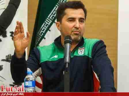 ناظم الشریعه:تیم ملی هر ماه یک اردو دارد/ پدیده های لیگ به تیم ملی دعوت می شوند/هیچکسی نمیتواند برای تیم ملی حاشیه درست کند