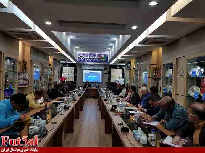 بی توجهی سازمان لیگ فوتسال نسبت به برگزاری کلاس توجیهی نمایندگان