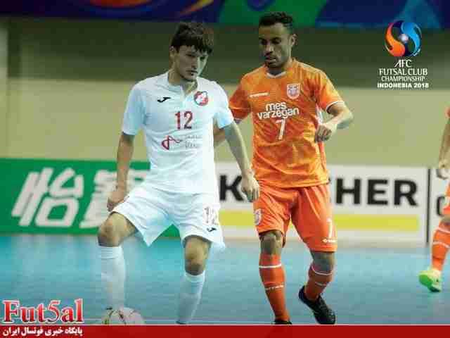 نتایج روز دوم جام باشگاه های آسیا/ مس گام اول را محکم برداشت/ درخشش بانک بیروت و چونبوری