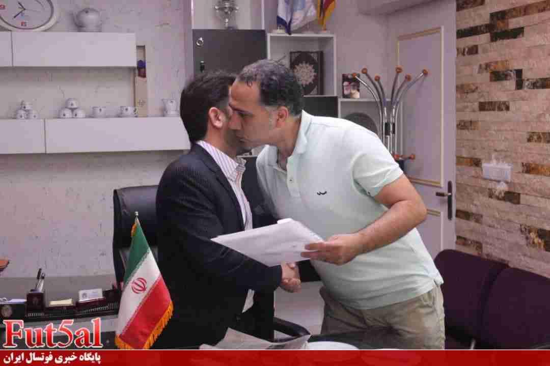 گزارش تصویری/نشست خبری دژگامه مدیرعامل جدید سوهان محمد سیمای قم