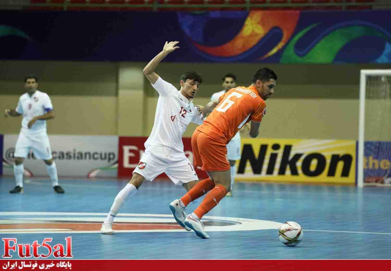 سنگسفیدی: هدفی جز قهرمانی نداریم/ حریف بعدی ما تیم ملی ازبکستان است