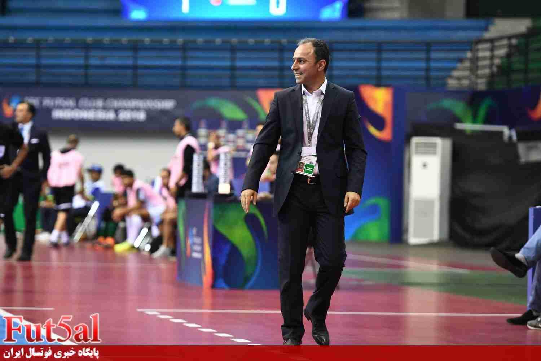 بیغم: میخواهیم با قاطعیت قهرمان آسیا شویم/ تیم ویتنام دونده است