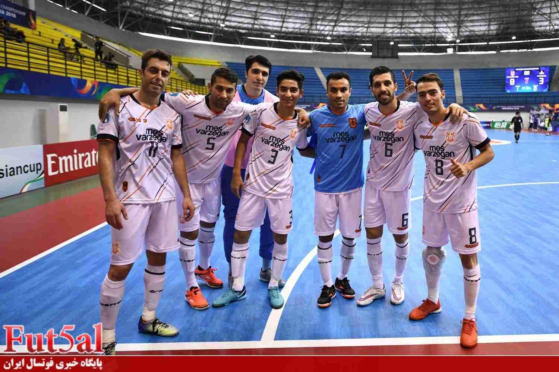 سری دوم گزارش تصویری/بازی تیم های مس سونگون و ارم قرقیزستان