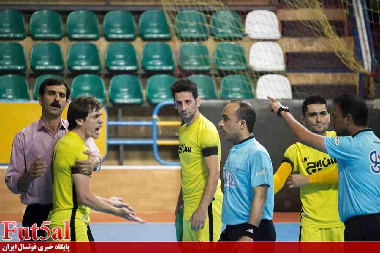 پیروزی پُر گل تیم سن ایچ مقابل نماینده قم در بازی دوستانه